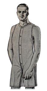 1920s Men's Underwear, Pajamas, Robes and Socks History