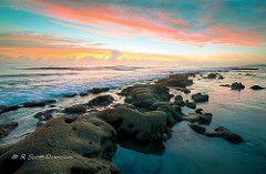Bathtub Beach Reef - Stuart, Florida (Sunrise) (R. Scott Duncan)