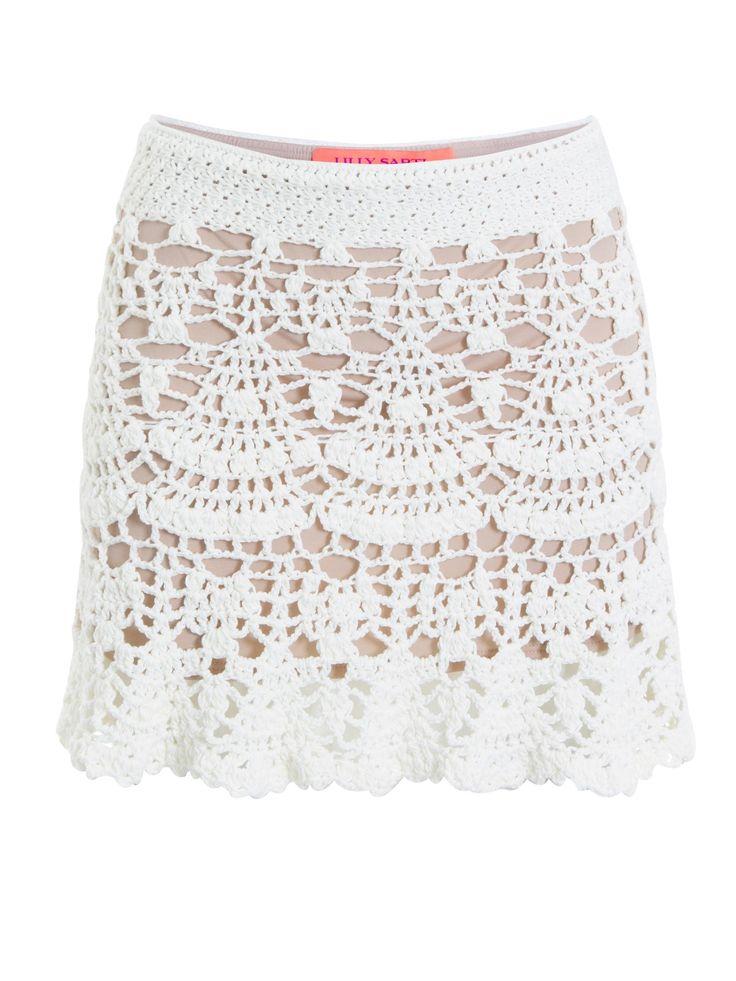 Saia Mini Crochet -  LILLY SARTI                     $ 1746,00