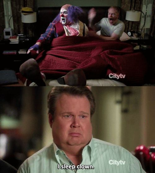 "Because sometimes this happens. | 15 Reasons You Wish Mitch And Cam From ""Modern Family"" Were Your Real Life Friends"