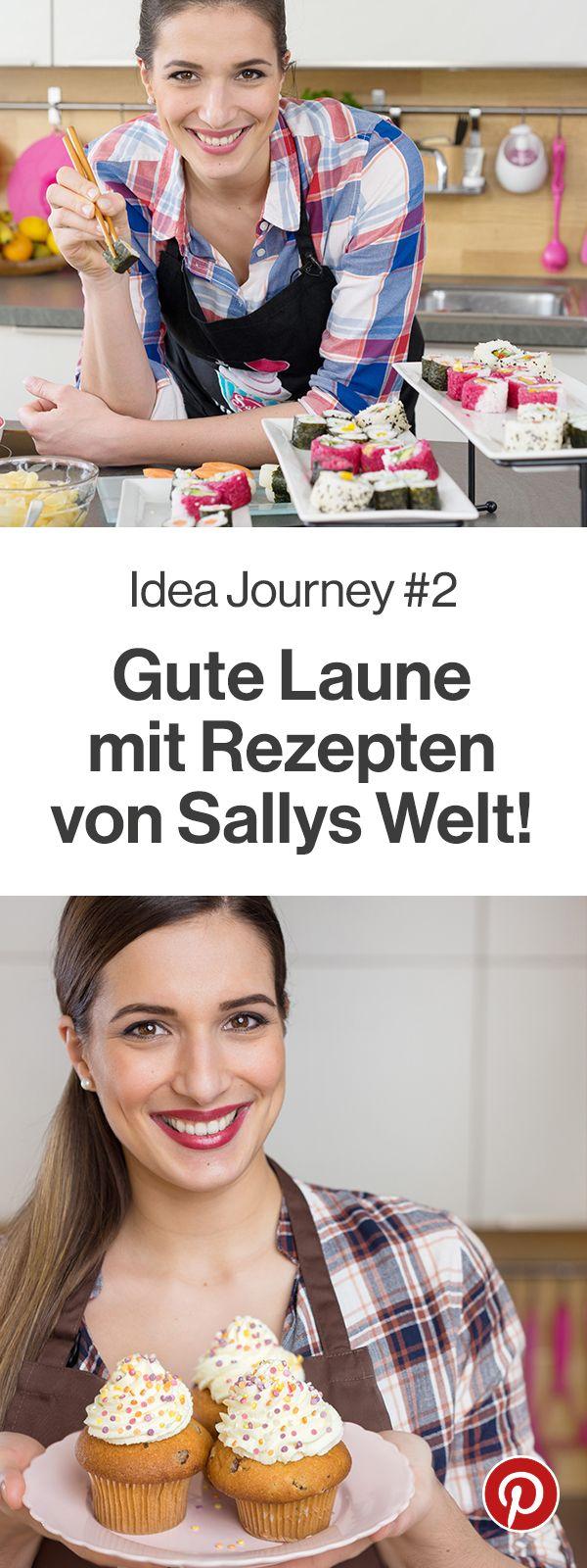 Das Thema unserer Idea Journey im Monat Februar lautet 'Gute Laune Rezepte'! Macht alle wieder fleißig mit und entdeckt Rezepte, die euch glücklich machen.