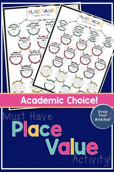 Place Value Worksheets - 3rd and 4th Grade | Math: Place Value ...
