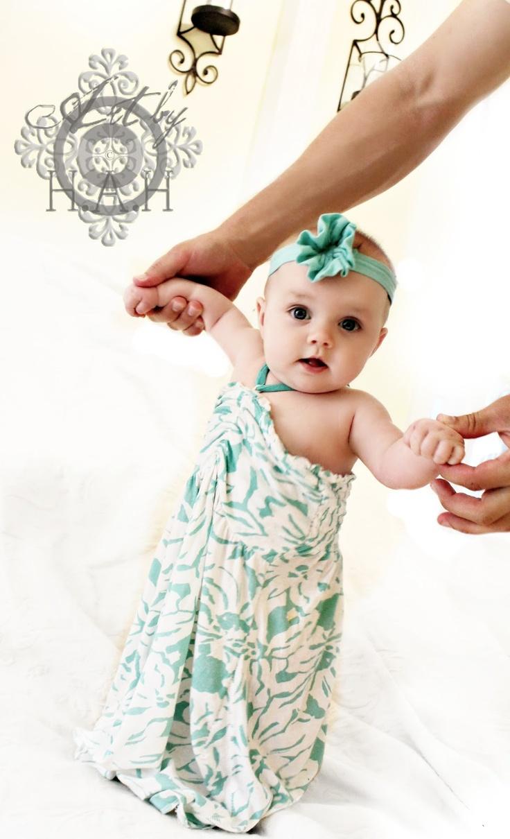 17 Terbaik Ide Tentang Baby Headband Tutorial Di Pinterest
