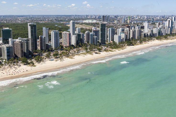 Pina Beach - Recife, Pernambuco