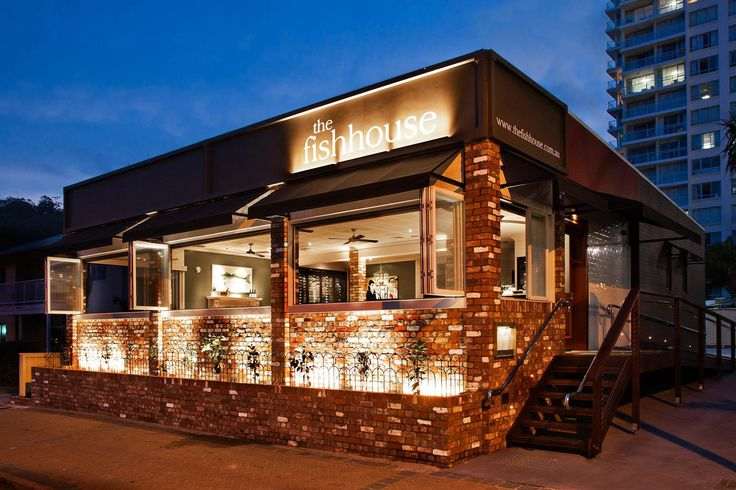 The Fish House | European Seafood | Burleigh