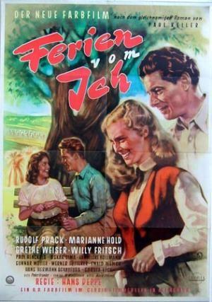 Poster zum Film: Ferien vom Ich. 1952