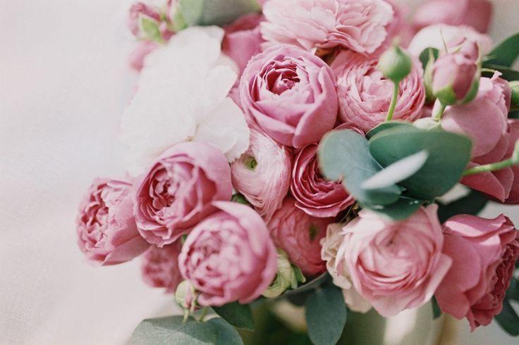 Цветочная кухня: нежное розовое облако