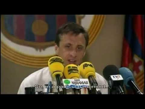 #Documental 'En Un Momento' sobre #Cruyff & @FCBarcelona #futbol vía @GustauGalvache