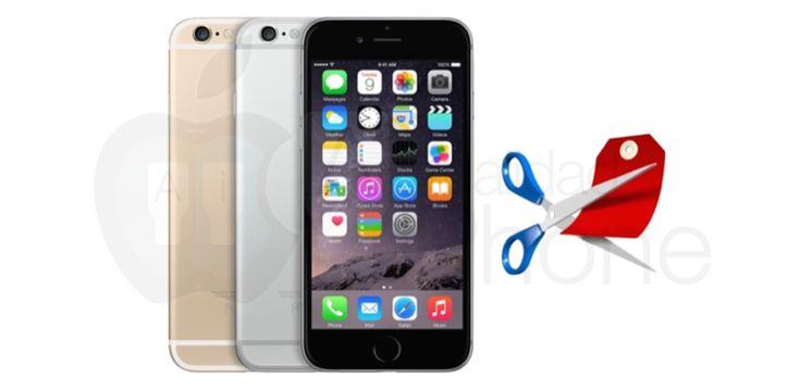 ¿Bajará el precio del iPhone 6 cuando salga el iPhone 6s? - http://www.actualidadiphone.com/bajara-el-precio-del-iphone-6-cuando-salga-el-iphone-6s/