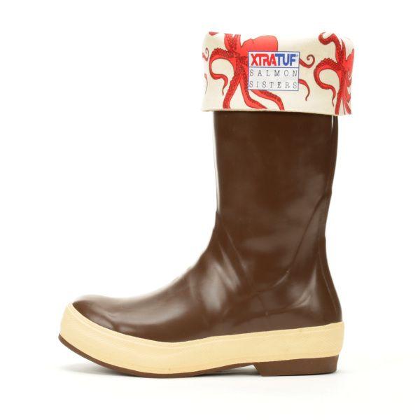 Xtratuf® Boots - Xtratuf X Salmon Sisters 15 in. Women's Legacy Boot