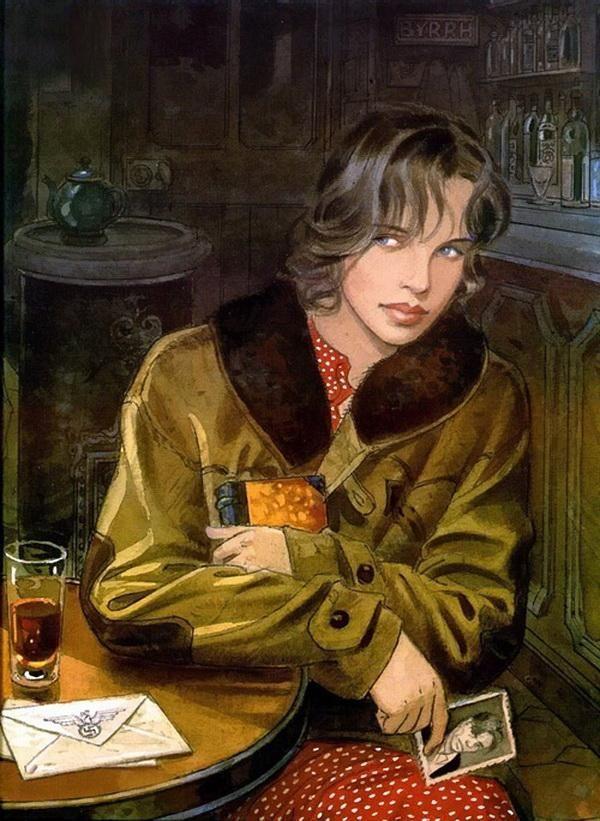 Jean-Pierre Gibrat - milk  - ☆ Milk ☆ 平平。淡淡。也是真。