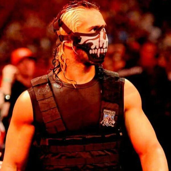 That Fearsome Mask #Awesome!!!