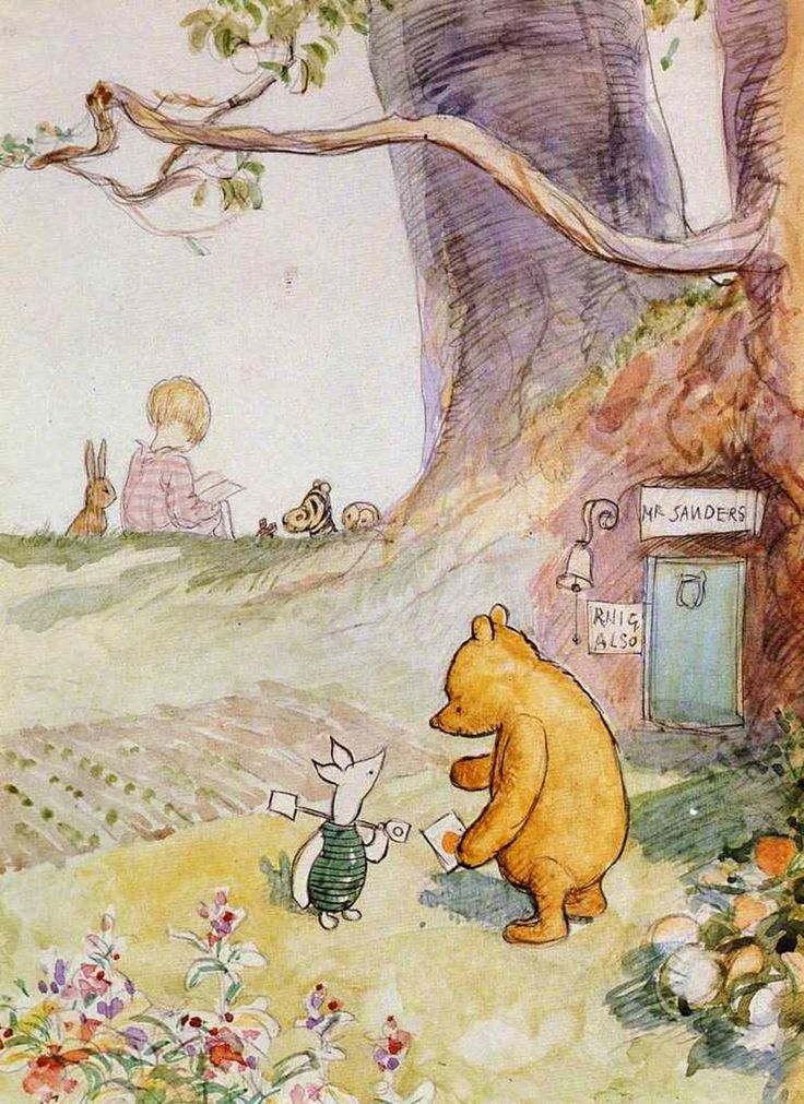 A few more ~who doesn't love winnie the pooh??