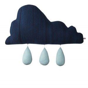 Cloud Rain Cushion