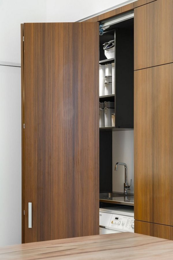 Minosa Design: Clean U0026 Simple Lines   Small Kitchen By Minosa