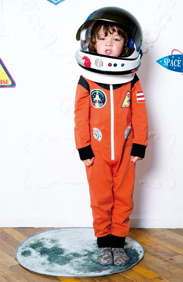 """I want to be..."" an astronaut! Get your nursery or preschool to take part in #IWantToBe for Save the Children, and enjoy a day of fun activities, fundraising - and fancy dress!"