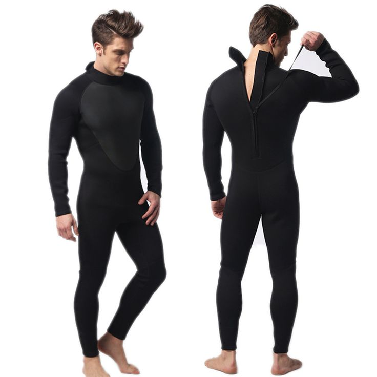 ==> [Free Shipping] Buy Best LIFURIOUS 3mm Equipment Split Suits Spearfishing diving triathlon neoprene wetsuit for swimming surf men Scuba wet suit Black Online with LOWEST Price | 32787519760