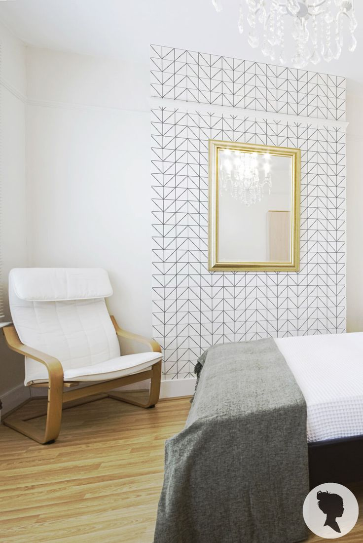 Geometric Pattern Self Adhesive Removable Wallpaper A013 by Livettes on Etsy https://www.etsy.com/listing/179195425/geometric-pattern-self-adhesive