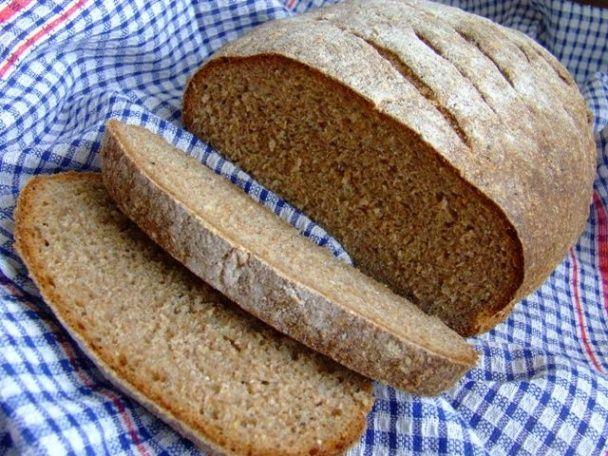 Celozrnný zemiakový pšenično-ražný chlieb - obrázok 2