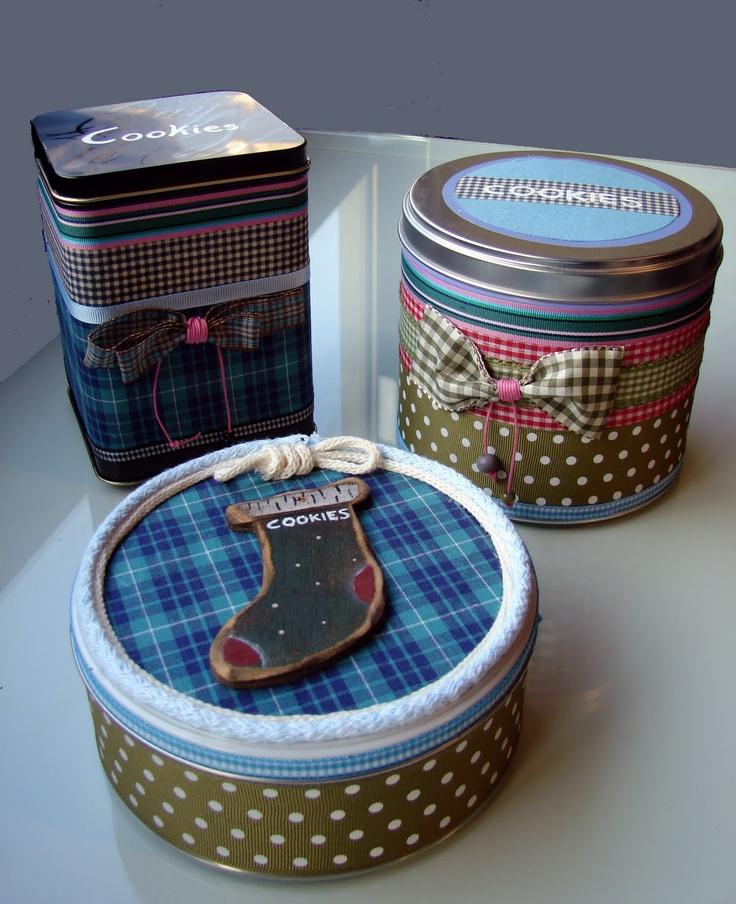 handmade cookies boxes