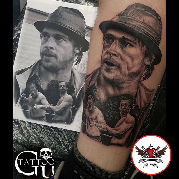 Sick tattoo from Gavin Underhill using #magnumtattoosupplies