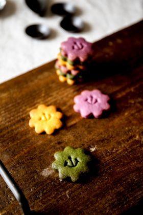 かわいいお野菜クッキー」sarajya | お菓子・パンのレシピや作り方 ...