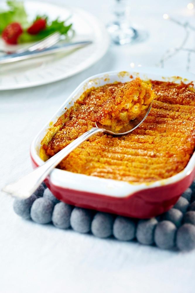 Porkkanalaatikko ohrasta | Kasvisruoat | Pirkka #food #Christmas
