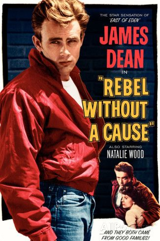 Rebel Without a Cause Movie Poster Prints at AllPosters.com