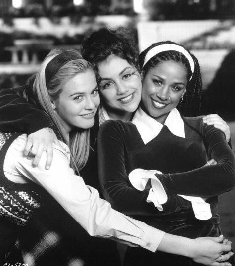 Clueless (1995)   Photos with Alicia Silverstone, Stacey Dash, Brittany Murphy