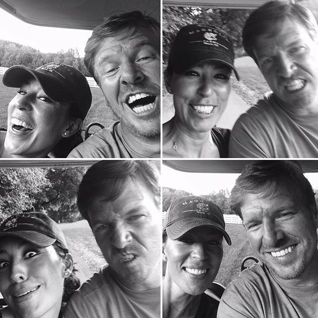 Pin for Later: 10 Sometimes Romantic, Sometimes Hilarious Ways Chip and Joanna Gaines Are Perfect For Each Other They Balance Each Other Out