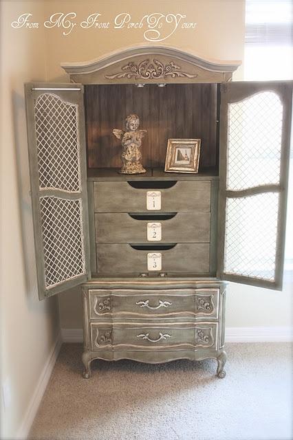 143 best images about chaulk paint on pinterest annie sloan paints blanket chest and paris grey - French grey exterior paint pict ...
