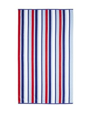60% OFF Chortex Manhattan Stripe (Navy/Red)