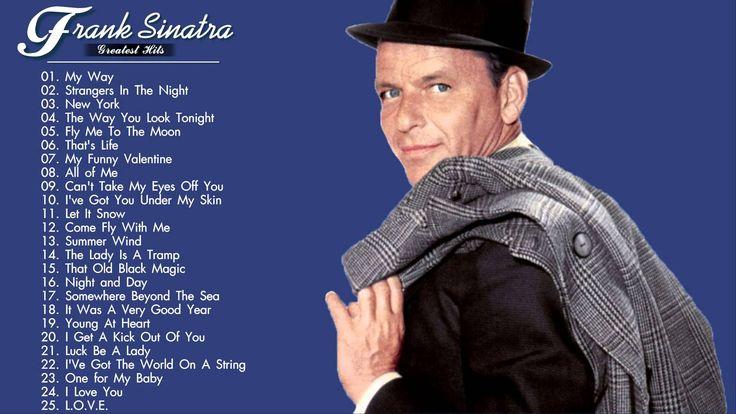 Frank Sinatra Greatest Hits - The Best Of Frank Sinatra