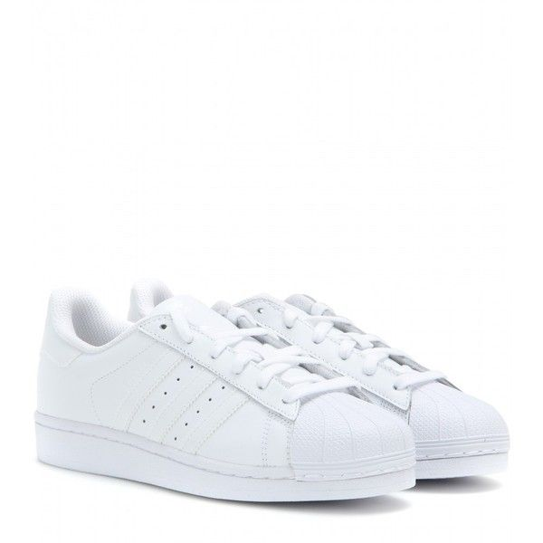 Adidas Originals Superstar Foundation Leather Sneakers found on Polyvore