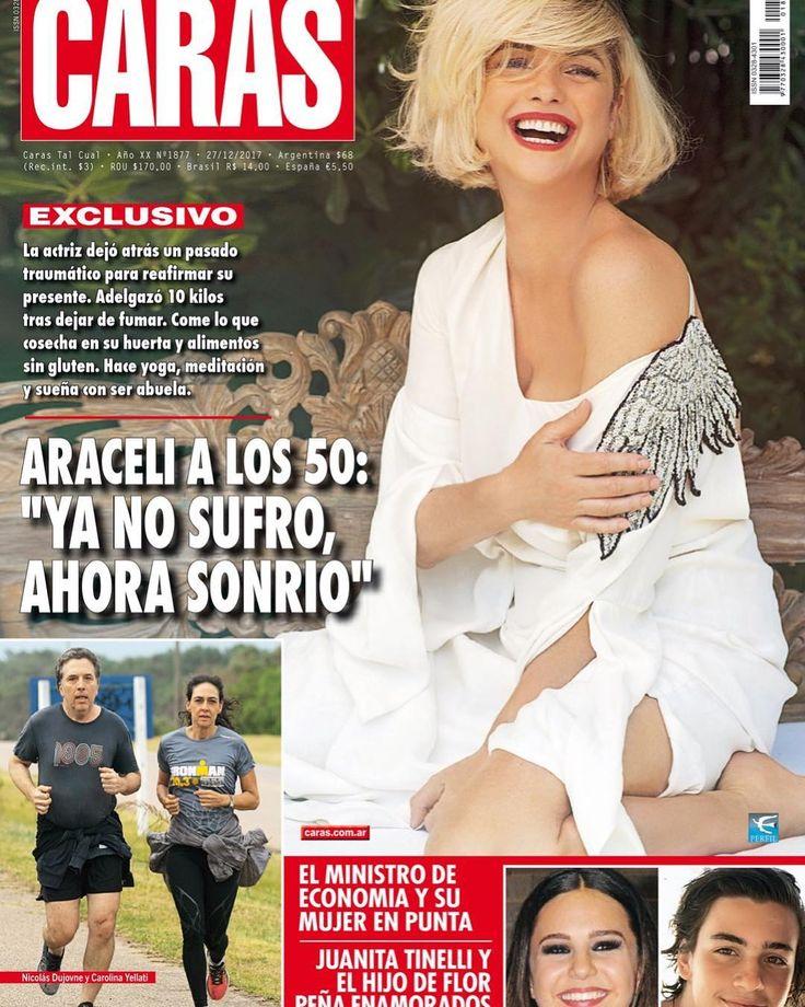 YA SALIÓ La tapa de Caras de esta semana entra en las stories y mirá todos los temas. #caras #revistacaras #cover #magazine @araceligonzalez67 @juanittinelli1 . . . . . #revistacaras #fashion #tendencias #latina #espectaculosl #moda #beleza #happy #carasweb #amazing #love #perfect #instagood #linda #caras #famosos #noticias #farandula #personajes #informacion #espectaculos #actualidad #style #caras1mm #argentina