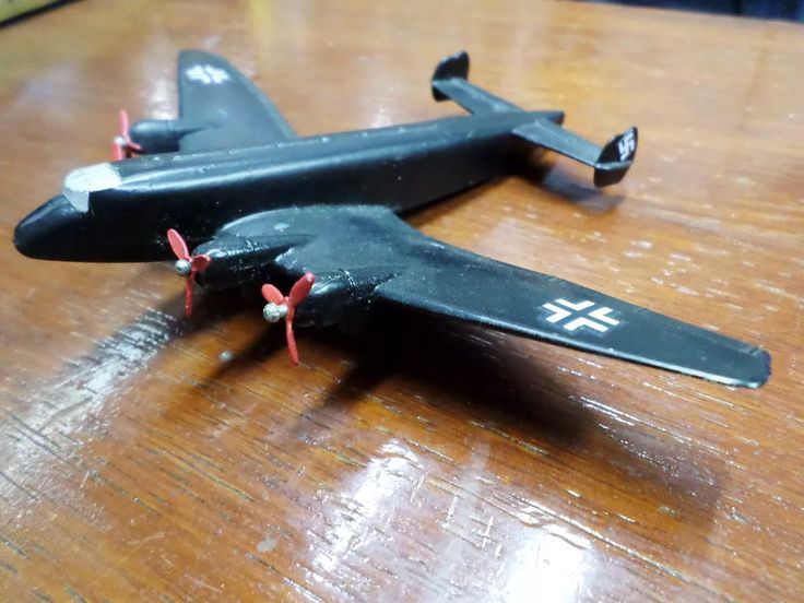 Dinky Toys 67a Avion Junkers Ju 89 Pre Guerra Ultra Raro!!! - $ 990,00 en…