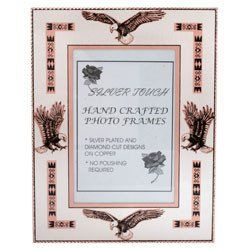 Eagle Photo Frame