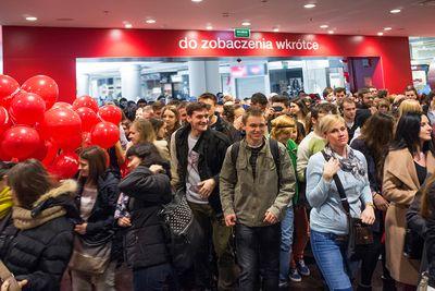 Wielkie otwarcie TK Maxx w Lublinie //// Pierwszy wspólny projekt CMC Projekt oraz ZPA