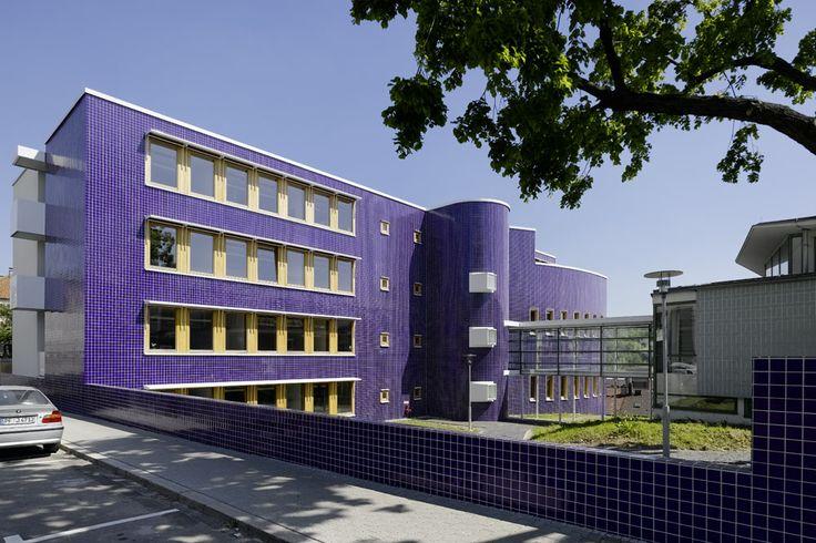 Erweiterung Amtsgericht Pforzheim | Lederer Ragnarsdóttir Oei