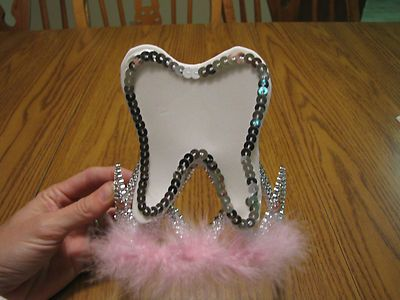 Tooth Fairy Crown Handmade Halloween Costume | eBay