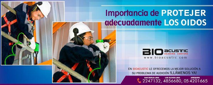 Audifonos para Sordera: La Importancia de Protejer Adecuadamente los Oidos...