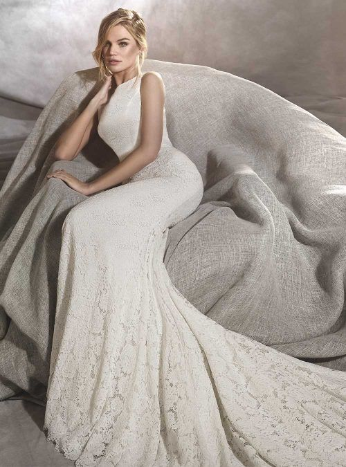 ORNANI | Pronovias | Available at Luv Bridal