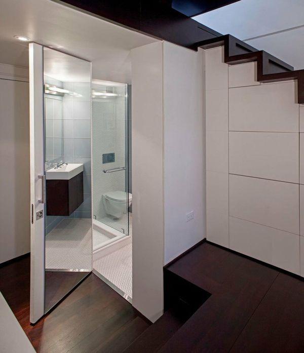 Loft Apartments Manhattan: Helles Kleines Loft Apartment In Manhattan Von Specht