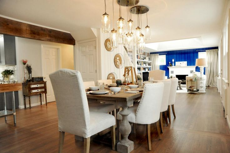 42 best images about main floor remodel ideas on pinterest for Best transitional dining rooms
