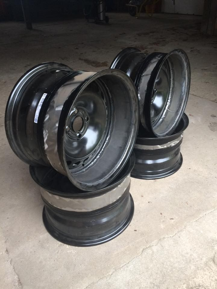 Pin On Banded Steelies
