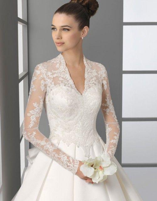 vestidos de novia'