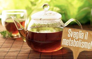 Tisana fai da te per accendere il metabolismo e dimagrire in un sorso!