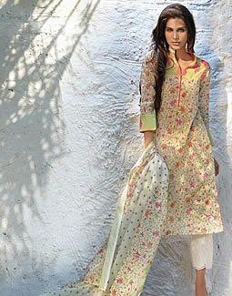 DRL1075 Pakistani Lawn Prints in USA, Lawn Prints Stockists in USA, Buy Lawn Dresses Online USA