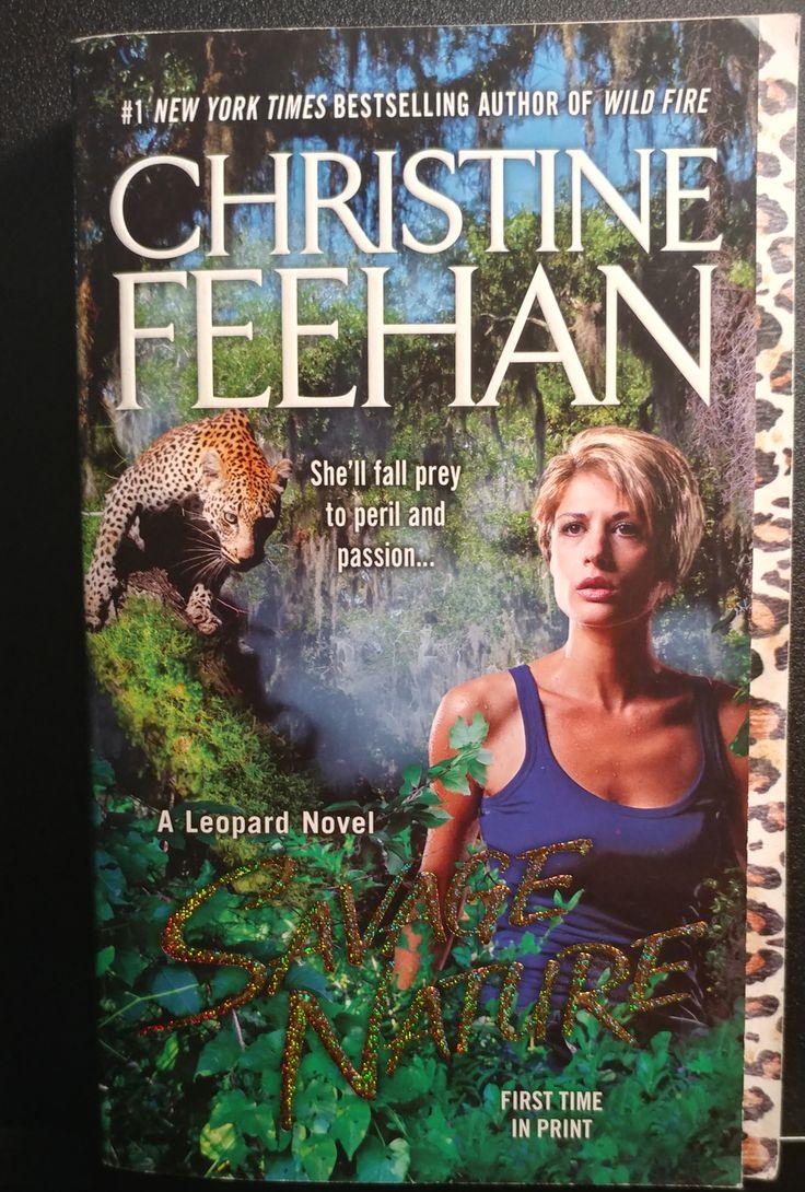 Savage Nature  Christine Feehan