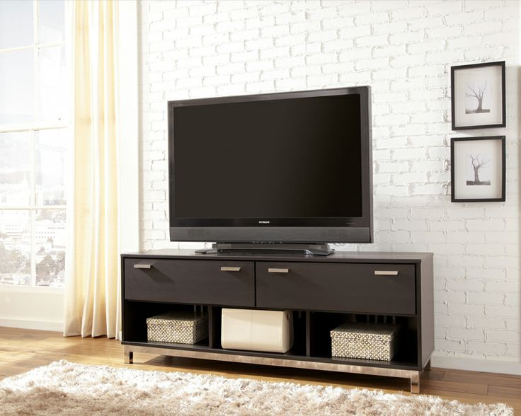 1000 ideas about long tv stand on pinterest tv stand with drawers tv consoles and tv stands. Black Bedroom Furniture Sets. Home Design Ideas